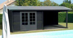 abri piscine poolhouse