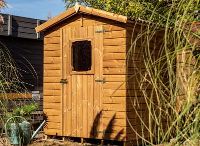 Question/Réponse: pourquoi privilégier un abri de jardin de moins de 5 m²