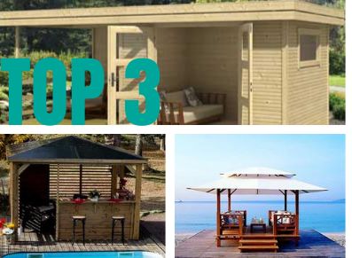 Top 3 des abris en bord de piscine : la poolhouse !