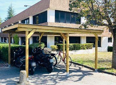 Abri vélo et deux roues : entreprises et collectivités passent le cap !