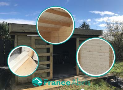 Abri jardin bois : un kit pour soulager vos espaces de rangement