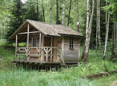 Vivre dans son abri : le chalet ou la cabane de jardin comme une pièce… et beaucoup plus !