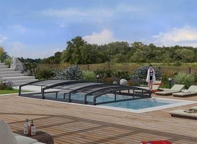 ❤️ Ce que vous aimerez dans cet abri piscine télescopique