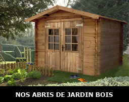 abri de jardin garage m tal bois ou pvc france abris. Black Bedroom Furniture Sets. Home Design Ideas