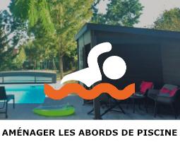 Aménagement abord de piscine - Poolhouse