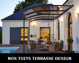 Toit terrasse design pour un extérieur tendance