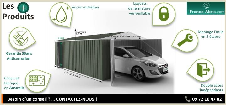 Garage automobile m tallique for Garage automobile le plus proche