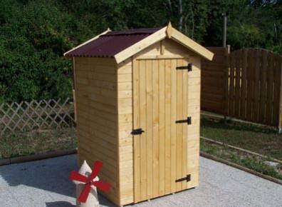 des abris de jardin de moins 5 m bois m tal pvc pas. Black Bedroom Furniture Sets. Home Design Ideas