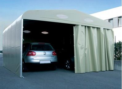 garage voiture pliant en pvc un abri repliable pour votre auto france abris. Black Bedroom Furniture Sets. Home Design Ideas