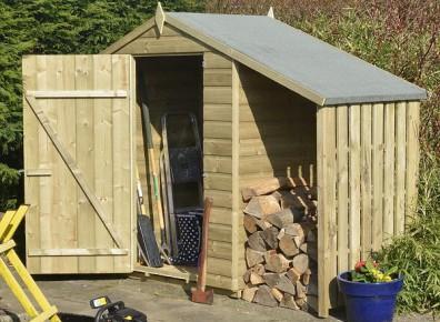 Abri de jardin en bois traite autoclave france abris - Abri de jardin en bois traite autoclave ...