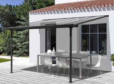Toit terrasse aluminium - FRANCE ABRIS
