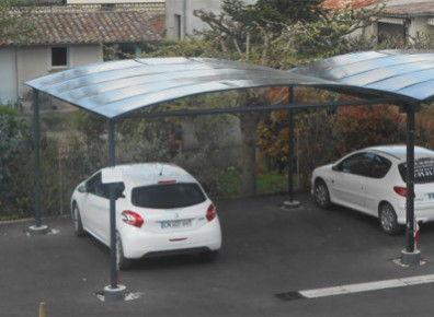 carport sur mesure l 39 abri voiture vos dimensions france abris. Black Bedroom Furniture Sets. Home Design Ideas