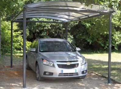 carport sur mesure l 39 abri voiture vos dimensions france abris. Black Bedroom Furniture Sets. Home Design Ideas