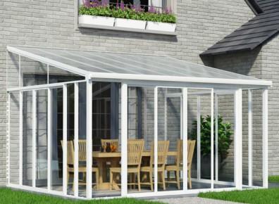 Verandas en kit : des abris vérandas pour la terrasse ...