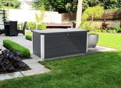 Des coffres et armoires en métal, anti-corrosion ! - FRANCE ABRIS