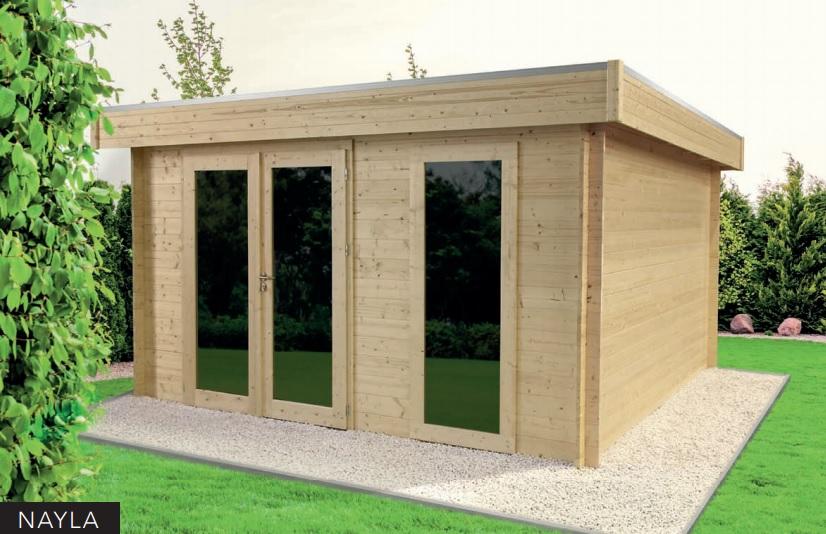 abris jardin bois gamme premium bureaux et chalets haut de gamme france abris. Black Bedroom Furniture Sets. Home Design Ideas