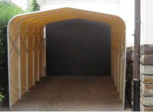 garage bache PVC chez franceabris.com