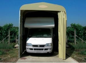 abri camping-car et caravane en pvc
