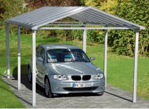 carport m tal un abri pour votre voiture design et sans entretien prix livr france abris. Black Bedroom Furniture Sets. Home Design Ideas