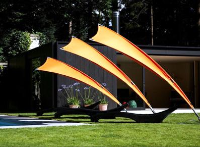 Abri terrasse et mobilier gamme chr caf s h tels for Abri soleil club piscine