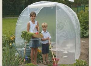 serre jardin mini tunnel bois polycarbonate ou verre tremp quel choix france abris. Black Bedroom Furniture Sets. Home Design Ideas