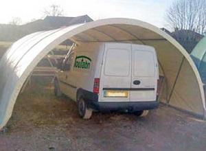 PME, Camping, Chantier, tout le matériel et vos véhicules à l'abri