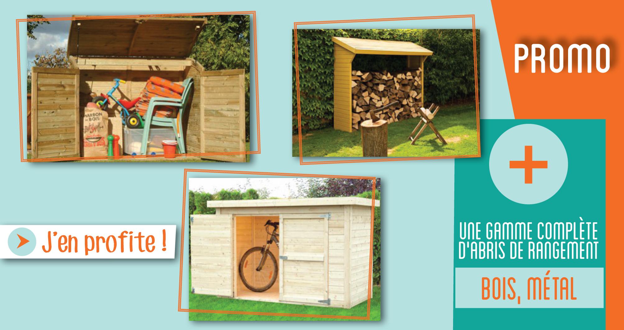 Quand Acheter Son Bois De Chauffage rangement bois de chauffage : abri bois ou metal - france abris