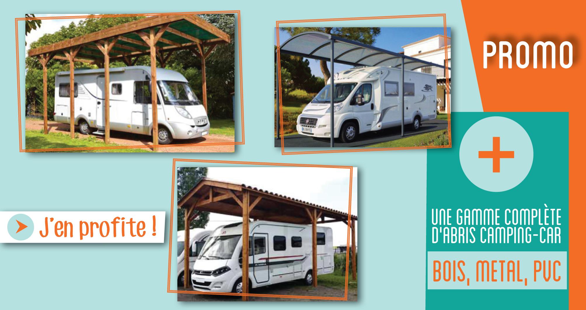 Abri Camping Car Carport Pour Véhicule De Loisirs France Abris