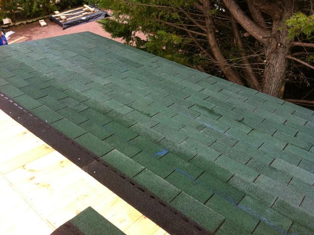 Le shingle pour une meilleure couverture et étanchéité du toit