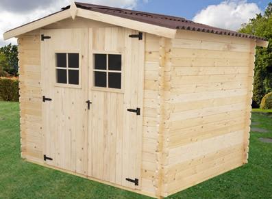 Abris de jardin quel bois choisir blog conseil abri jardin garage carport bons plans - Un abri de jardin est il imposable ...