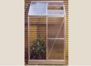 Mini serre pour votre terrasse balcon ou jardin - Mini serre polycarbonate ...
