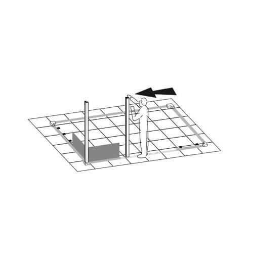 abri jardin pvc gamme deco de grosfillex design piece a vivre. Black Bedroom Furniture Sets. Home Design Ideas