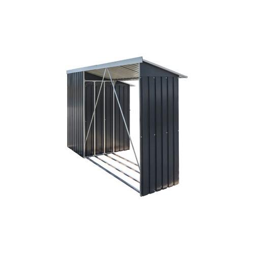 abri buche metallique livraison gratuite. Black Bedroom Furniture Sets. Home Design Ideas