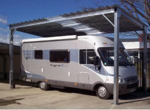 abri camping car carport pour v hicule de loisirs promo. Black Bedroom Furniture Sets. Home Design Ideas