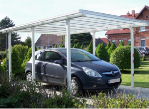 abri voiture metal alu carport 1 ou 2 voitures pas cher promo. Black Bedroom Furniture Sets. Home Design Ideas