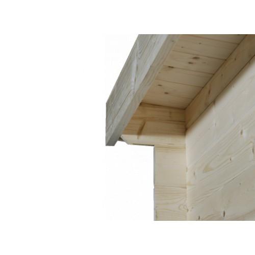 Cabanon de jardin en bois m2 - Plexiglass prix m2 ...