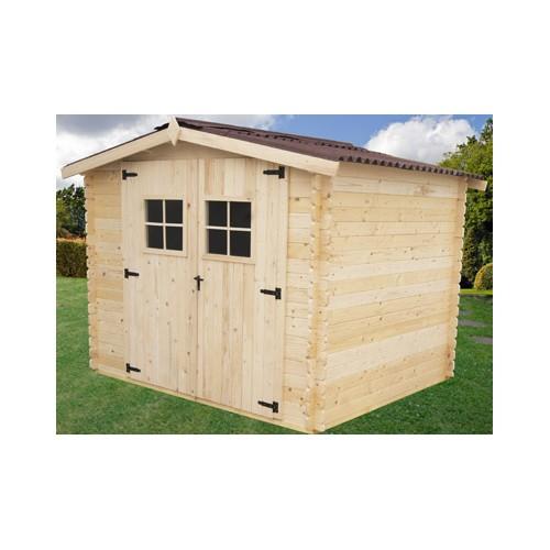 Abri de jardin en bois m2 - Abri de jardin 30 m2 ...