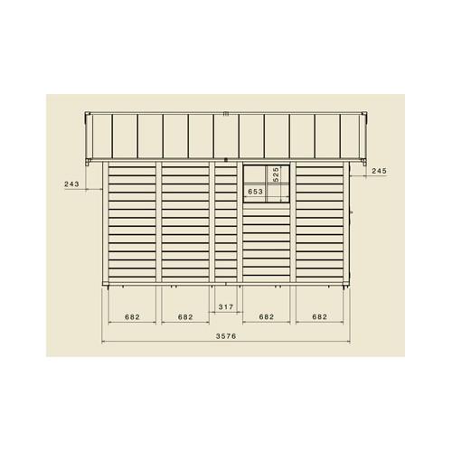 abri jardin pvc grosfillex imitation bois. Black Bedroom Furniture Sets. Home Design Ideas