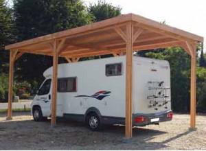 abri camping car et garage camping car en bois sur devis. Black Bedroom Furniture Sets. Home Design Ideas