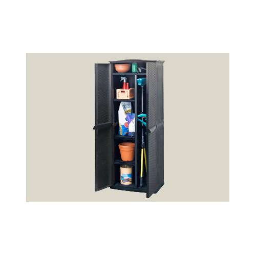 Armoire de rangement exterieur for Armoire rangement exterieur resine