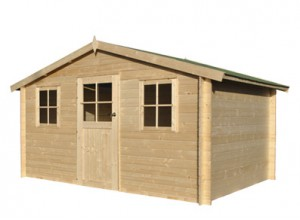 Abri jardin bois abris brut ou autoclave pour jardins promo for Abri de jardin bois autoclave classe 4