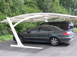 abri voiture metal alu carport 1 ou 2 voitures pas cher promo. Black Bedroom Furniture Sets. Home Design Ideas