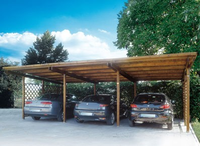 carport bois nous proposons des abris voiture en bois. Black Bedroom Furniture Sets. Home Design Ideas