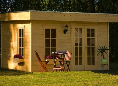 abri jardin bois 28 m m x 3 0 m. Black Bedroom Furniture Sets. Home Design Ideas