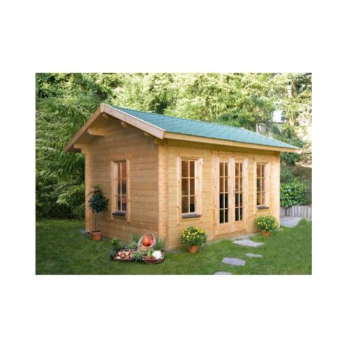 bureau de jardin lugano 45 m m x 3 0 m. Black Bedroom Furniture Sets. Home Design Ideas