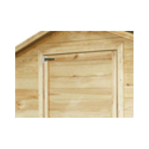 abri de jardin en panneau bois 19 mm organisez votre jardin. Black Bedroom Furniture Sets. Home Design Ideas