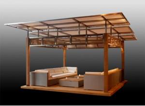 Gazebo Design Luxe Une Ambiance Lounge Au Jardin