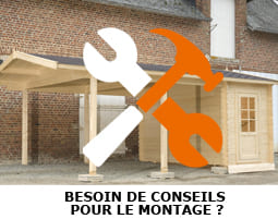 besoin de conseils pour le montage de votre abri